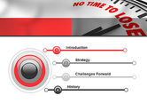 Clock Counting Down PowerPoint Template#3