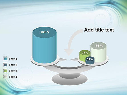 Spiral Wave PowerPoint Template Slide 10