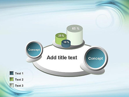 Spiral Wave PowerPoint Template Slide 16