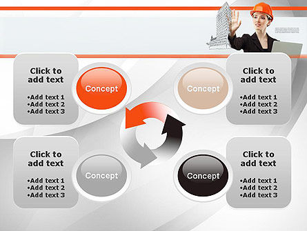 Innovative Technology in Architecture PowerPoint Template Slide 9