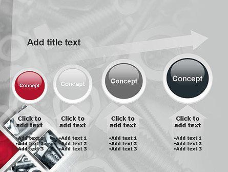 Bolts PowerPoint Template Slide 13