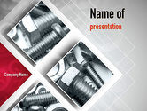 Utilities/Industrial: Bouten PowerPoint Template #10913