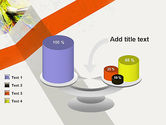 Mixing Paint PowerPoint Template#10