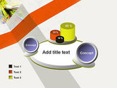 Mixing Paint PowerPoint Template#16