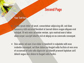 Mixing Paint PowerPoint Template#2