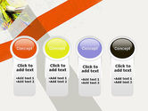 Mixing Paint PowerPoint Template#5
