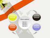 Mixing Paint PowerPoint Template#6