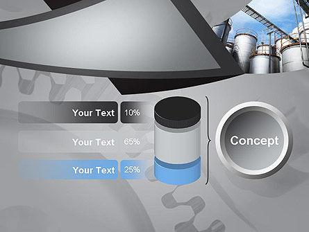 Industrial Tanks PowerPoint Template Slide 11