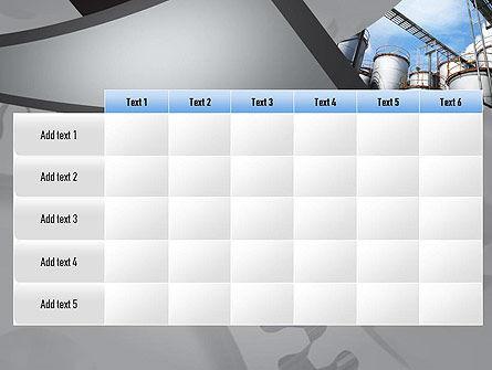 Industrial Tanks PowerPoint Template Slide 15