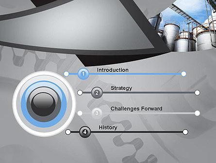 Industrial Tanks PowerPoint Template Slide 3