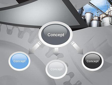 Industrial Tanks PowerPoint Template Slide 4