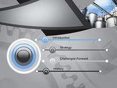 Industrial Tanks PowerPoint Template#3
