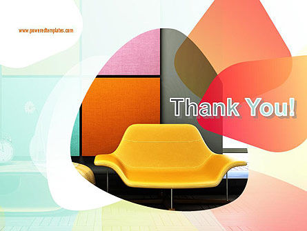 Yellow Sofa PowerPoint Template Slide 20