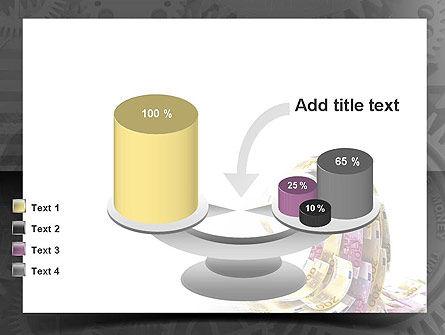 Financial Tsunami PowerPoint Template Slide 10