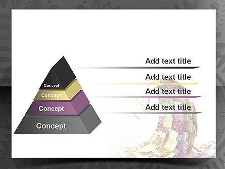 Financial Tsunami PowerPoint Template Slide 12