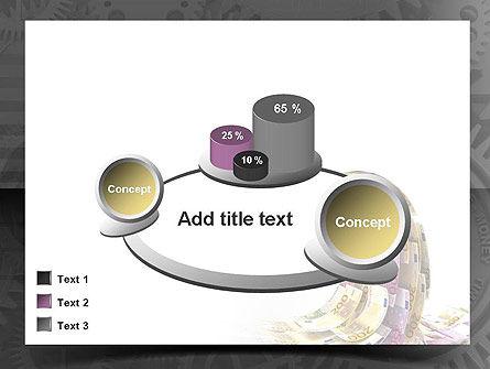 Financial Tsunami PowerPoint Template Slide 16