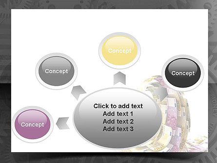 Financial Tsunami PowerPoint Template Slide 7