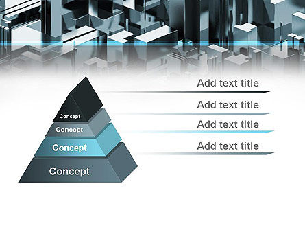 Skyscraper Abstract Concept PowerPoint Template Slide 12