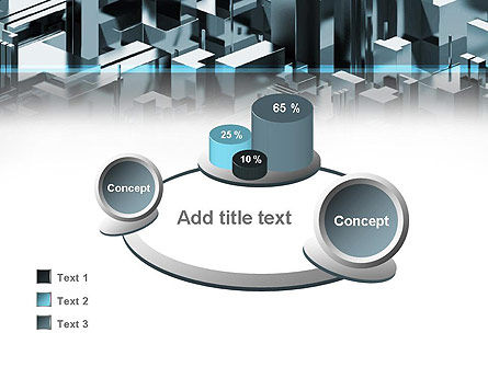 Skyscraper Abstract Concept PowerPoint Template Slide 16