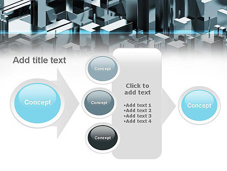 Skyscraper Abstract Concept PowerPoint Template Slide 17