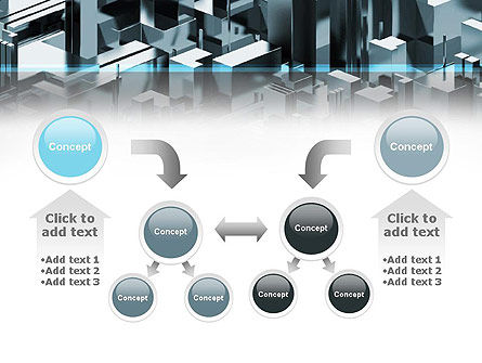 Skyscraper Abstract Concept PowerPoint Template Slide 19