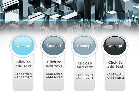 Skyscraper Abstract Concept PowerPoint Template Slide 5