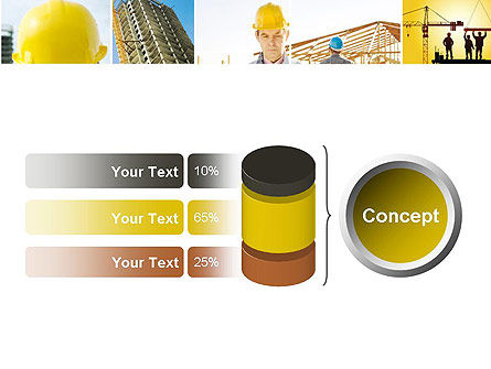 Construction Collage PowerPoint Template Slide 11