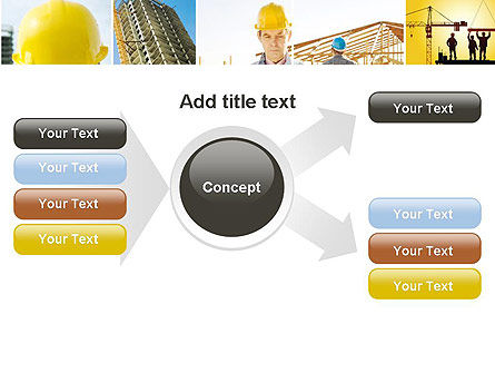 Construction Collage PowerPoint Template Slide 14
