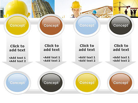 Construction Collage PowerPoint Template Slide 18