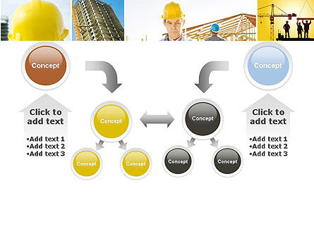Construction Collage PowerPoint Template Slide 19