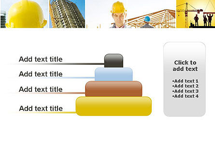 Construction Collage PowerPoint Template Slide 8