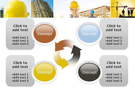 Construction Collage PowerPoint Template Slide 9
