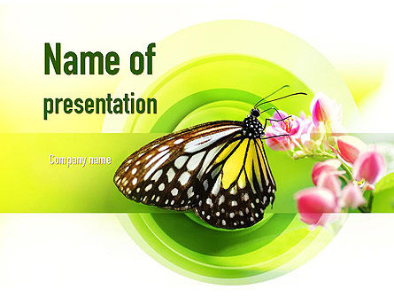 Environmental Due Diligence PowerPoint Template, 10926, Nature & Environment — PoweredTemplate.com