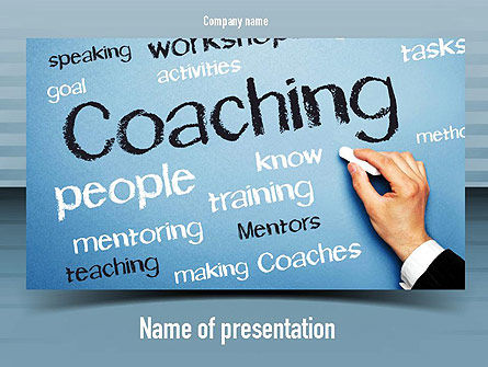 Personnel Development PowerPoint Template, 10928, Education & Training — PoweredTemplate.com