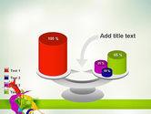 Paint Splash PowerPoint Template#10