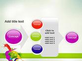 Paint Splash PowerPoint Template#17