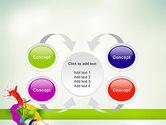 Paint Splash PowerPoint Template#6