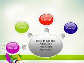 Paint Splash PowerPoint Template#7