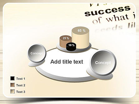 Definition of Success PowerPoint Template Slide 16