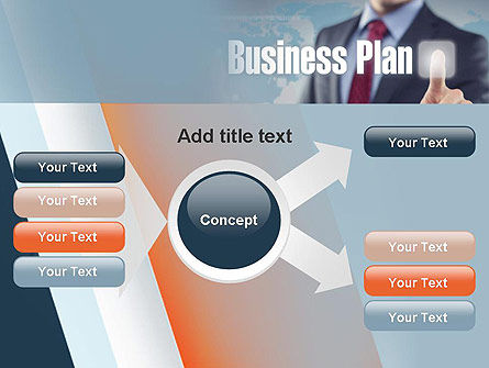 Plan and Launch PowerPoint Template Slide 14