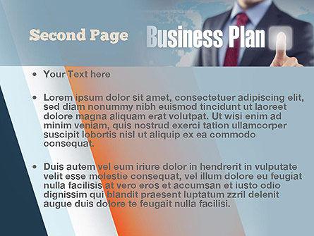 Plan and Launch PowerPoint Template, Slide 2, 10933, Business Concepts — PoweredTemplate.com