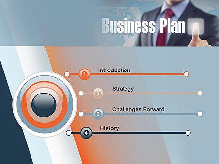 Plan and Launch PowerPoint Template, Slide 3, 10933, Business Concepts — PoweredTemplate.com