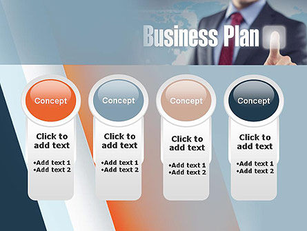 Plan and Launch PowerPoint Template Slide 5
