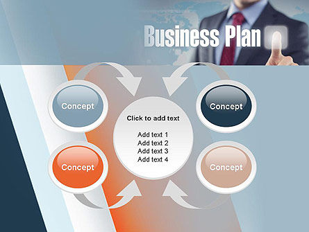 Plan and Launch PowerPoint Template Slide 6