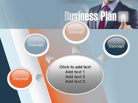 Plan and Launch PowerPoint Template Slide 7