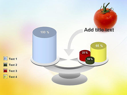 Natural Nutrition PowerPoint Template Slide 10