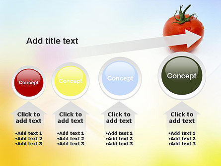 Natural Nutrition PowerPoint Template Slide 13