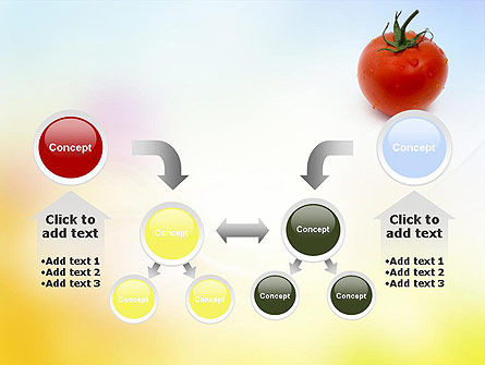 Natural Nutrition PowerPoint Template Slide 19