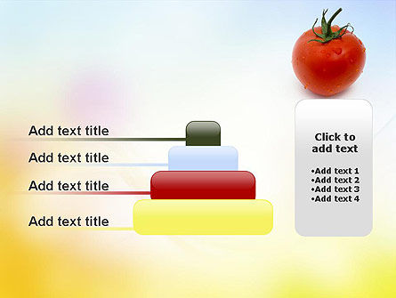 Natural Nutrition PowerPoint Template Slide 8