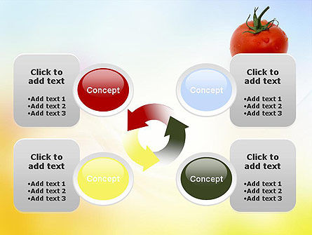 Natural Nutrition PowerPoint Template Slide 9